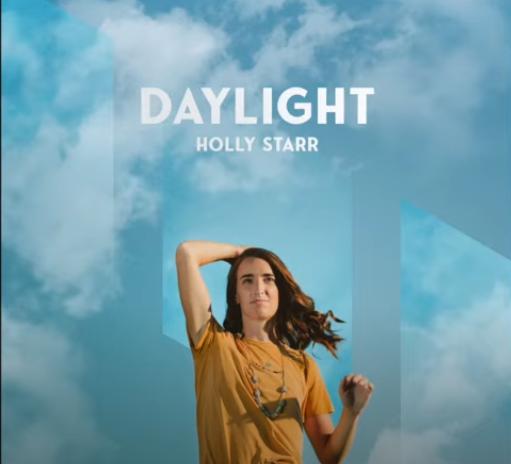 DOWNLOAD MP3: Holly Starr - Daylight (Audio & Lyrics)