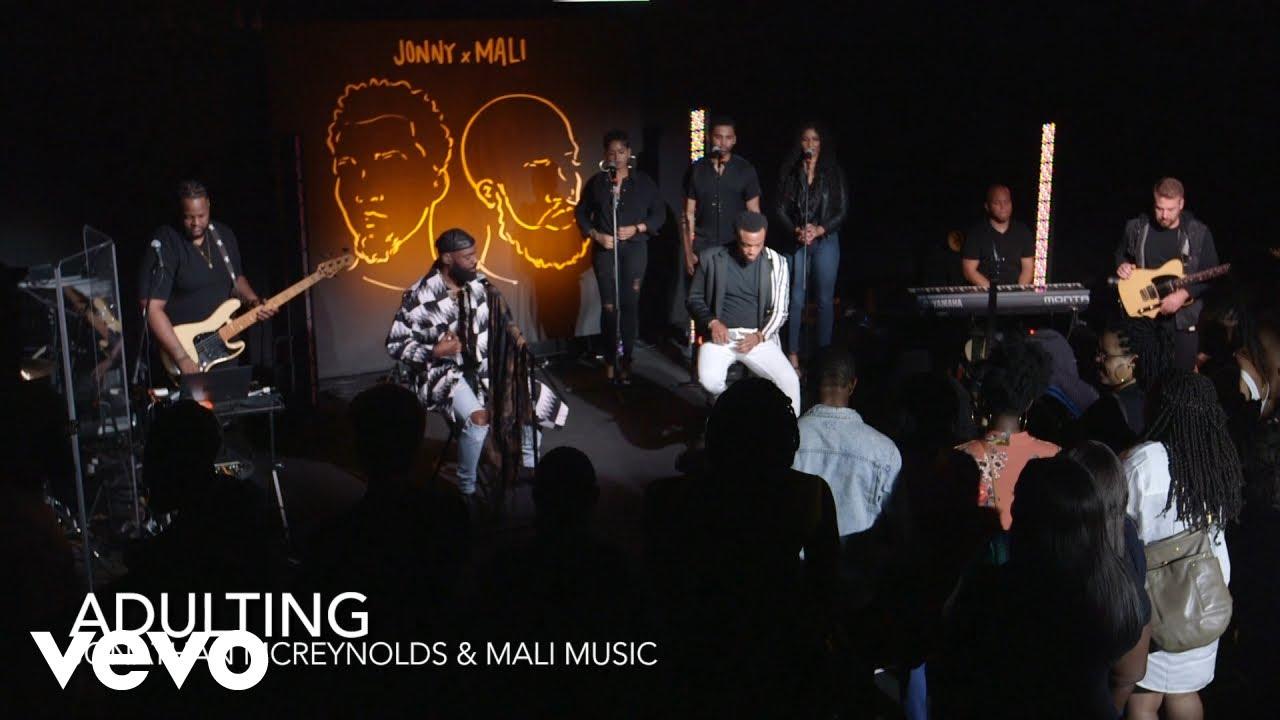 [VIDEO] Jonathan McReynolds Ft. Mali - Adulting