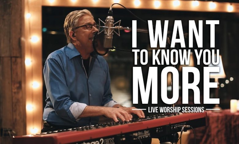 DOWNLOAD MP3: Don Moen - I Want To Know You More